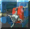 HPW-Working-Tool for Rotor-Descaler and forging blanks